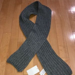 Forever 21 Gray Scarf